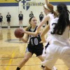 Girls Basketball Falls to Olathe Northwest