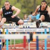 Track Teams Take High State Placings