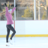 Video: Freshman Ice Skater