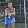 Gallery: Girls' Tennis vs. SM West