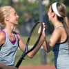 Gallery: Girls Tennis vs. Kansas City Christian