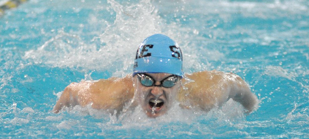Boys' Swim and Dive wins Sunflower League