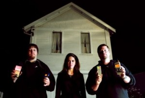 "Staffer Joins Paranormal Investigators in ""Ghost Hunting"""