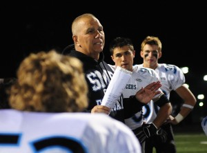Football Players are Inspired by Coach Sherman's Strength