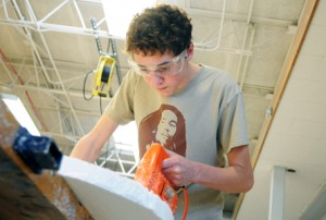 East Plans to Merge Art Classes Next Year