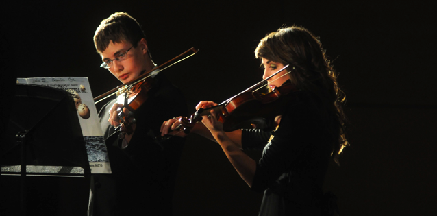 Updated: Music Students Make State Ensembles