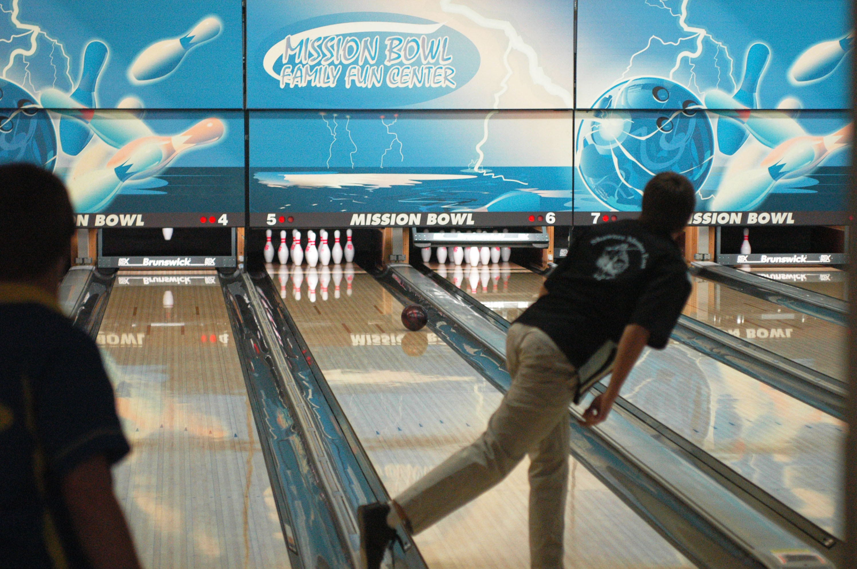 Review: Bowling Alleys