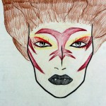 Make-up design for Oberon's Minions (A Midsummer Night's Dream)