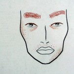 Make-up design for Mechanicals (A Midsummer Night&#039;s Dream)