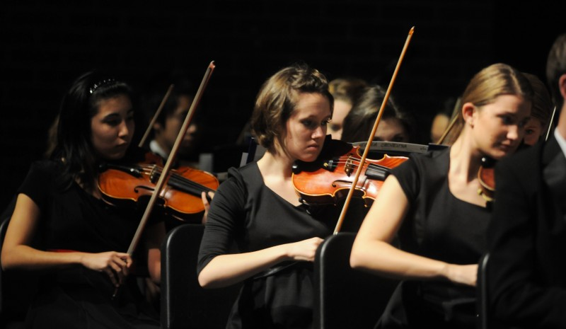 Orchestra and Band Members Reflect on Journey to All-State