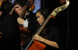 Orchestra Hosts Middle School Mixer