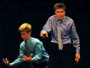 Forensics Showcase Features Pieces from the Season