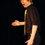 "Alex Ritchie performs his Dramatic Interpretation ""The Pillowman."""