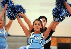New Cheer Coach Comes to East
