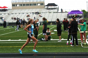 Freshman Reflects on Running Varsity