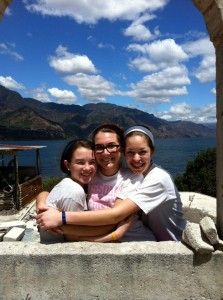 Sophomore's Travel to Guatemala on Mission Trip
