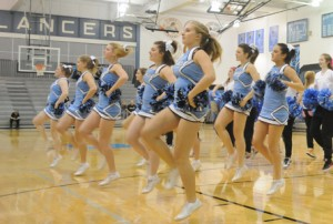 Cheer Program will Compete in Two New Competitions