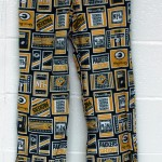 Cotton pajama pants by Emily Lang