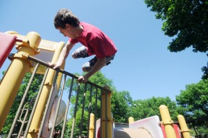 East Students Experiment with the Urban Freeflow Art of Parkour