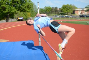 Updated: Junior Grace Pickell Goes to Nationals for High Jump