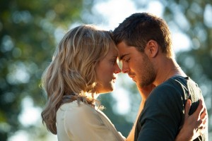 "Staffer Enjoys Timeless Love Story of ""The Lucky One"""