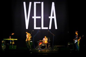 Featured Band: Vela