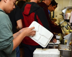 Government Changes Requirements for School Lunches