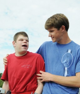 Junior Quinn Appletoft Manages Life With Disabled Brother