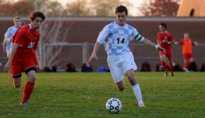 Three Lancers Make All-Metro Soccer Team