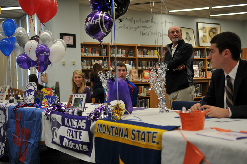 Interactive Gallery: Fall Signing Day
