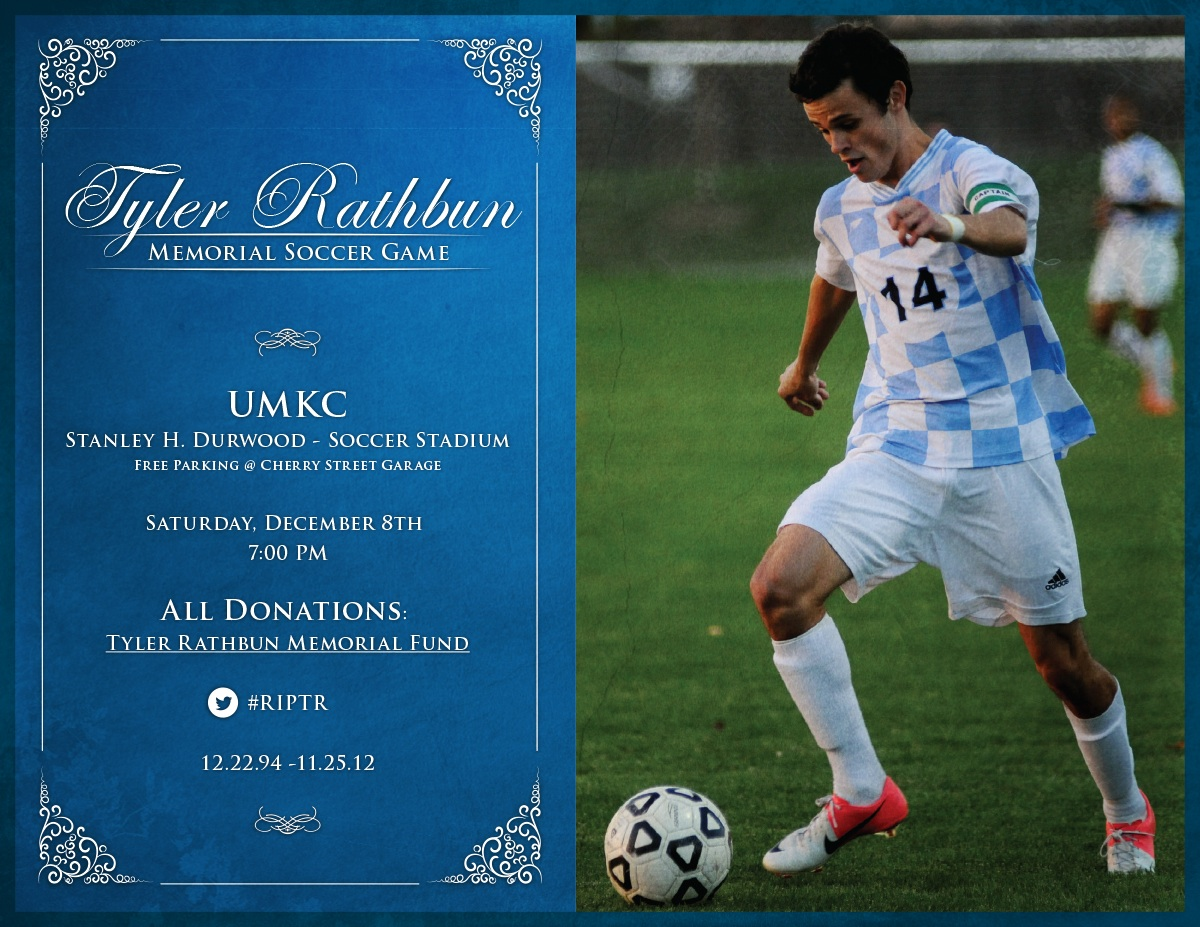 Memorial Soccer Game Organized for Tyler