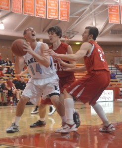 Live Broadcast: Boys' Basketball vs. McPherson