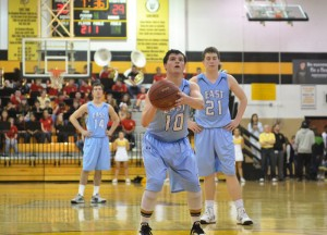Basketball Program Fundraises With Free Throw Derby