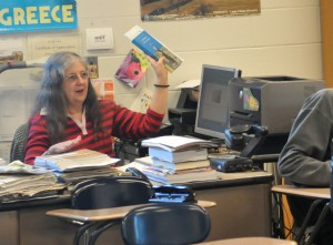 Latin Teacher Receives National Recognition