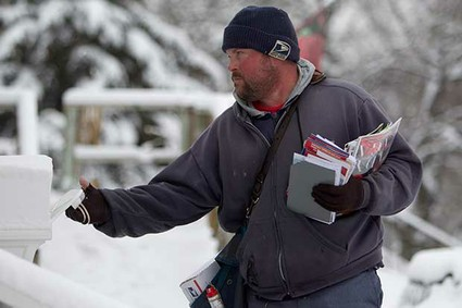 Post Office Cuts Saturday Delivery