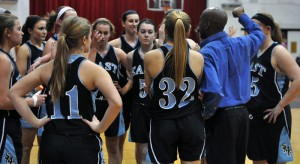Gallery: JV Girls Basketball Game vs. North