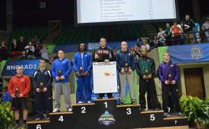 East Alumn Wins NCAA II National Championship