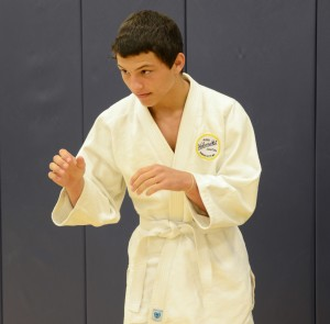 East Freshmen Compete in National Judo Competition