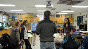 Video: Students Prepare for the Earth Fair
