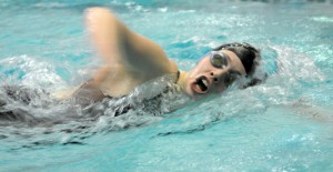 Girls Swim Team Wins State for the Fourth Year