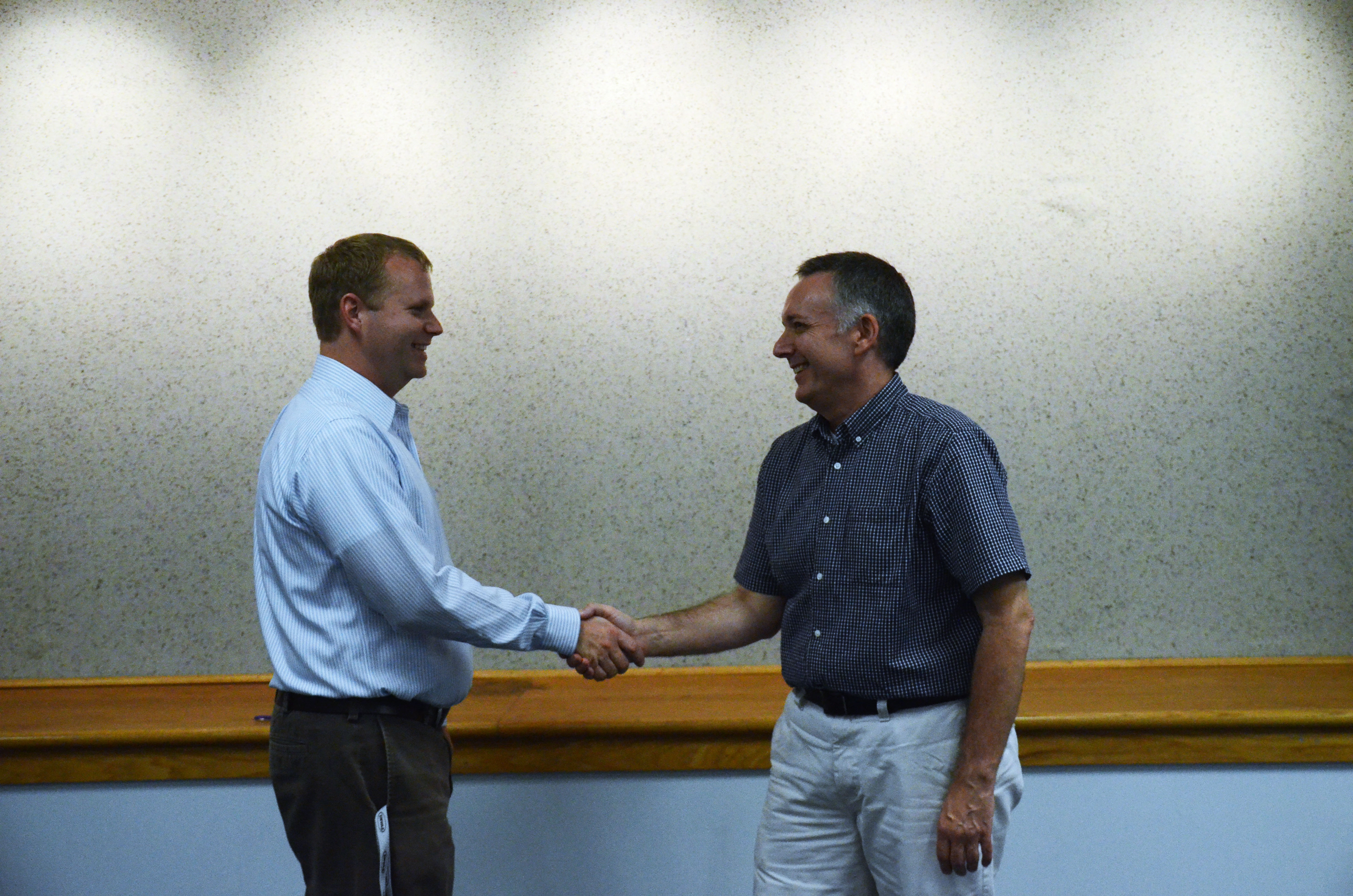 East Welcomes Two New Administrators
