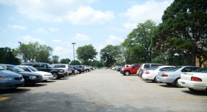 Junior, Senior Parking Lots Merged