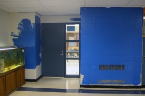 Students Plan To Repaint Biology Wing