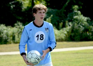 Sophomore Quits Sporting KC Team, Joins East Squad