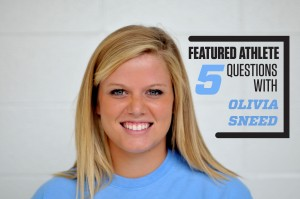 Featured Athlete: Olivia Sneed