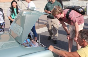 Senior Builds, Drives Car Fueled By Social Media