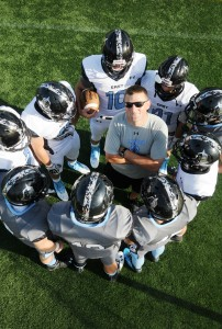 New Football Coach Introduces Change In Pace