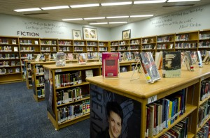 Library Rearranged to Fit Students' Tastes
