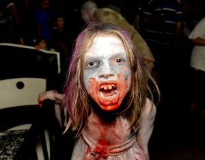 Around Town Interactive Gallery: The Zombie Walk