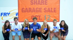 SHARE Hosts Annual Garage Sale